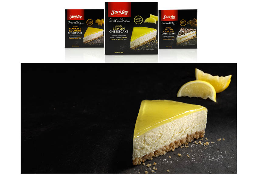 Sara Lee Incredibly Cheesecake