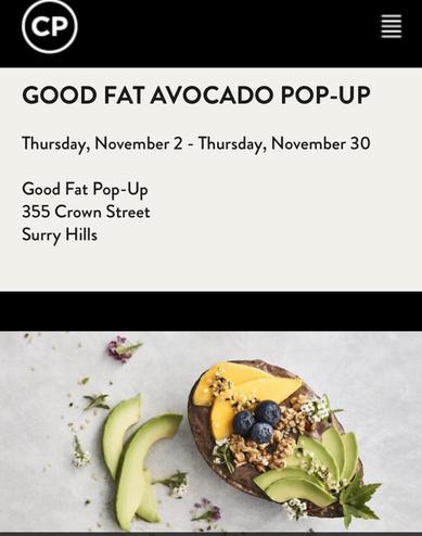 Food Photography for Good Fat, Sydney pop-up restaurant