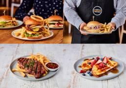 Menu and food photography Sydney